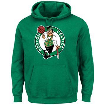 Big & Tall Boston Celtics Pullover Fleece Hoodie