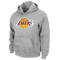 Big & Tall Los Angeles Lakers Pullover Fleece Hoodie