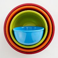 Food Network™ 4-pc. Melamine Prep Bowl Set