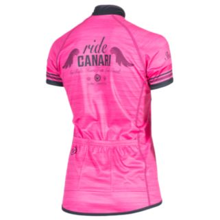 Women's Canari Arya Full-Zip Cycling Jersey