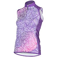 Women's Canari Asha Full-Zip Cycling Tank