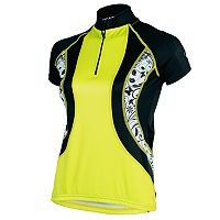 Women's Canari Catelyn Quarter-Zip Cycling Jersey