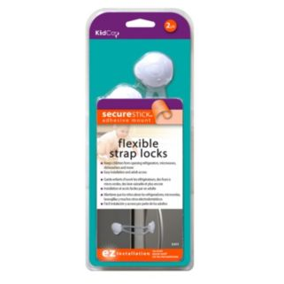 KidCo 2-pk. Flexible Strap Locks
