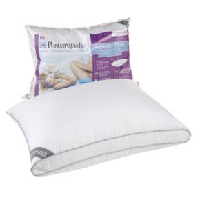 Sealy 300-Thread Count Memory Fiber Pillow