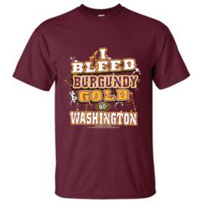 """Washington """"I Bleed"""" Tee - Men"""