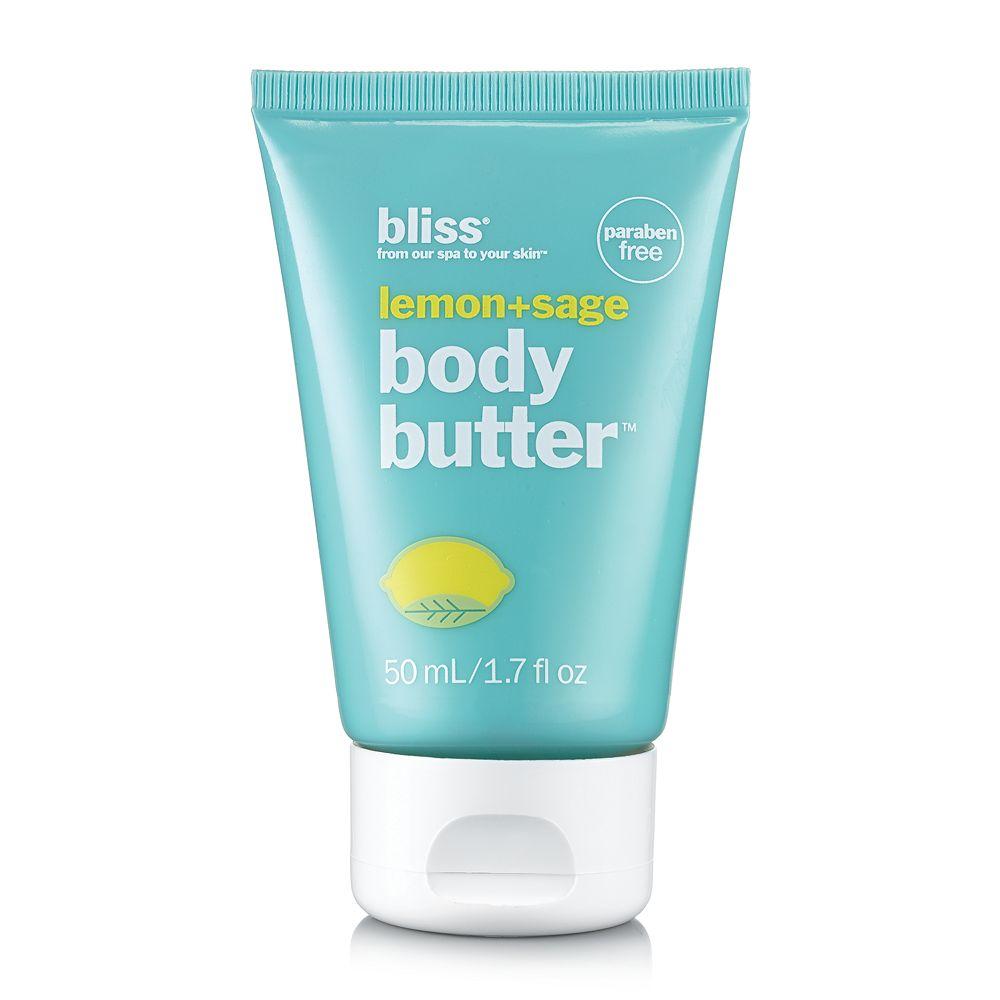 bliss Lemon + Sage Body Butter - Travel Size