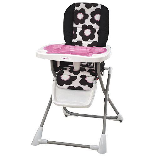 Fabulous Evenflo Compact Fold High Chair Creativecarmelina Interior Chair Design Creativecarmelinacom