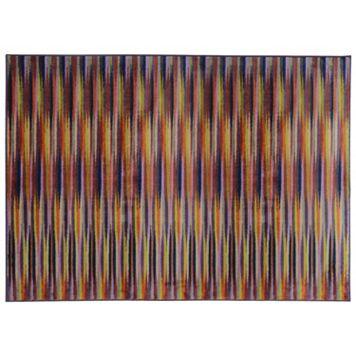 PANTONE UNIVERSE™ Prismatic Abstract Rug