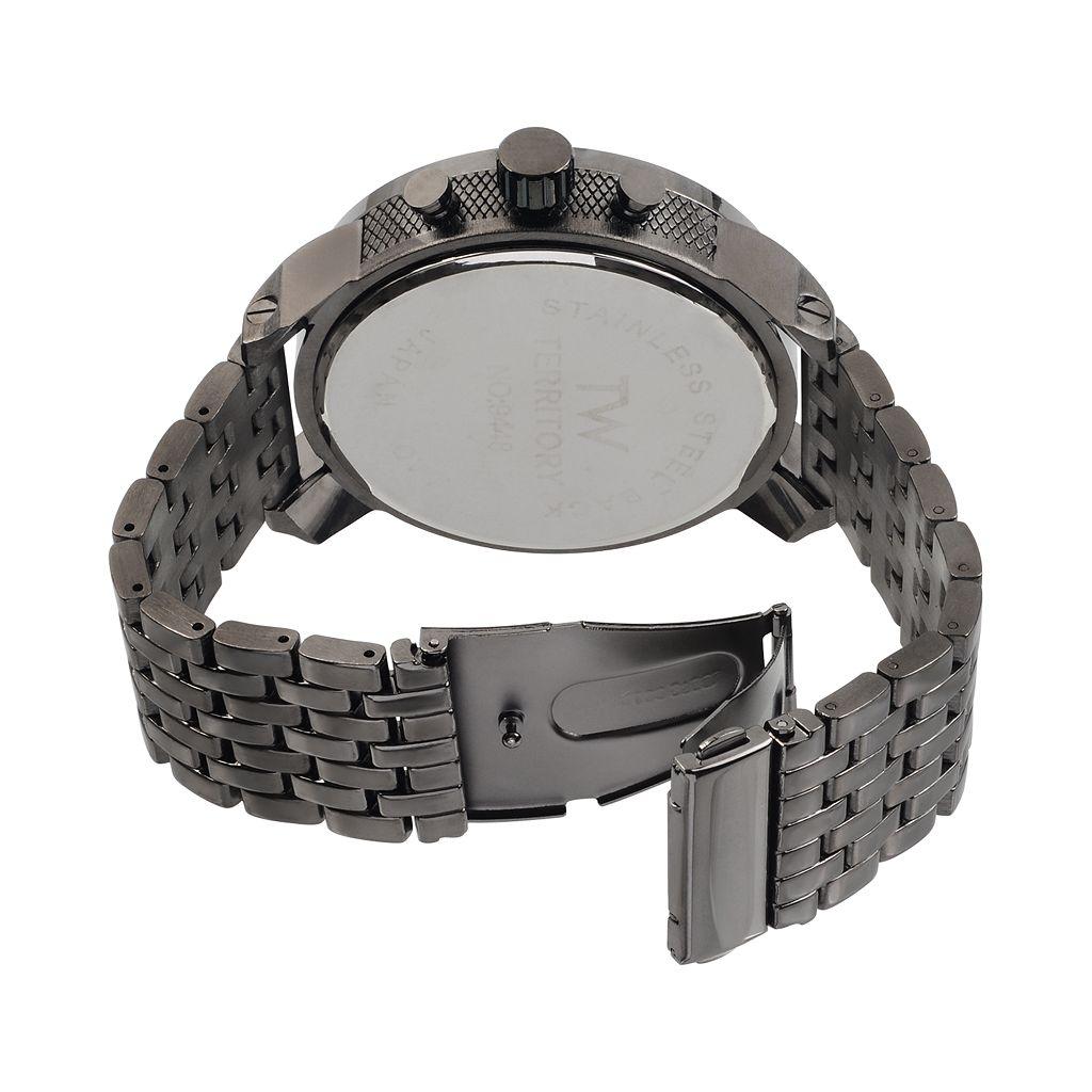 Territory Men's Stainless Steel Watch