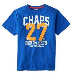 Boys 8-20 Chaps Athletic Gym & Recreation Tee