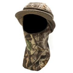 QuietWear Drop-Down Visor Face Mask - Men