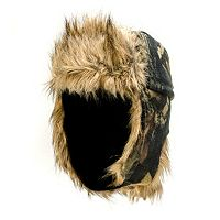 QuietWear Trapper Hat - Men