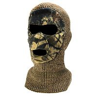 QuietWear Camo Face Mask - Men