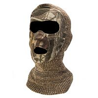QuietWear Camo Face Mask - Men