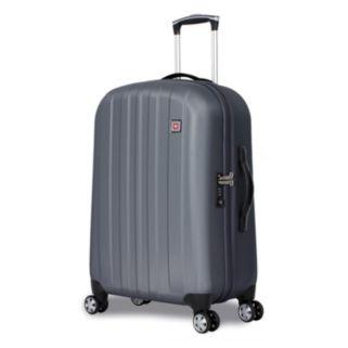 Swiss Gear 24-Inch Upright Hardside Spinner Luggage