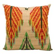 Kathy Ireland Tribal Throw Pillow