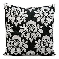 Michael Amini Floral Throw Pillow