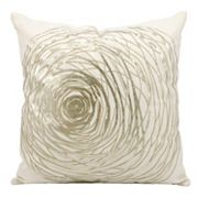 Kathy Ireland Abstract Circle Throw Pillow