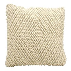 Mina Victory Sweater Throw Pillow