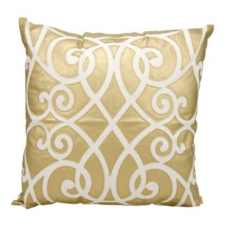 Mina Victory Scroll Throw Pillow