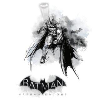 Batman Arkham Knight Darkness Wall Graphix Peel and Stick Giant Wall Decal Set