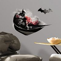 Batman Arkham City Darkness Wall Graphix Peel and Stick Giant Wall Decal Set
