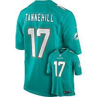 Men's Nike Miami Dolphins Ryan Tannehill Jersey