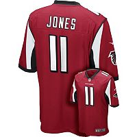 Men's Nike Atlanta Falcons Julio Jones NFL Replica Jersey