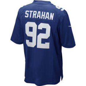 Men's Nike New York Giants Michael Strahan Jersey