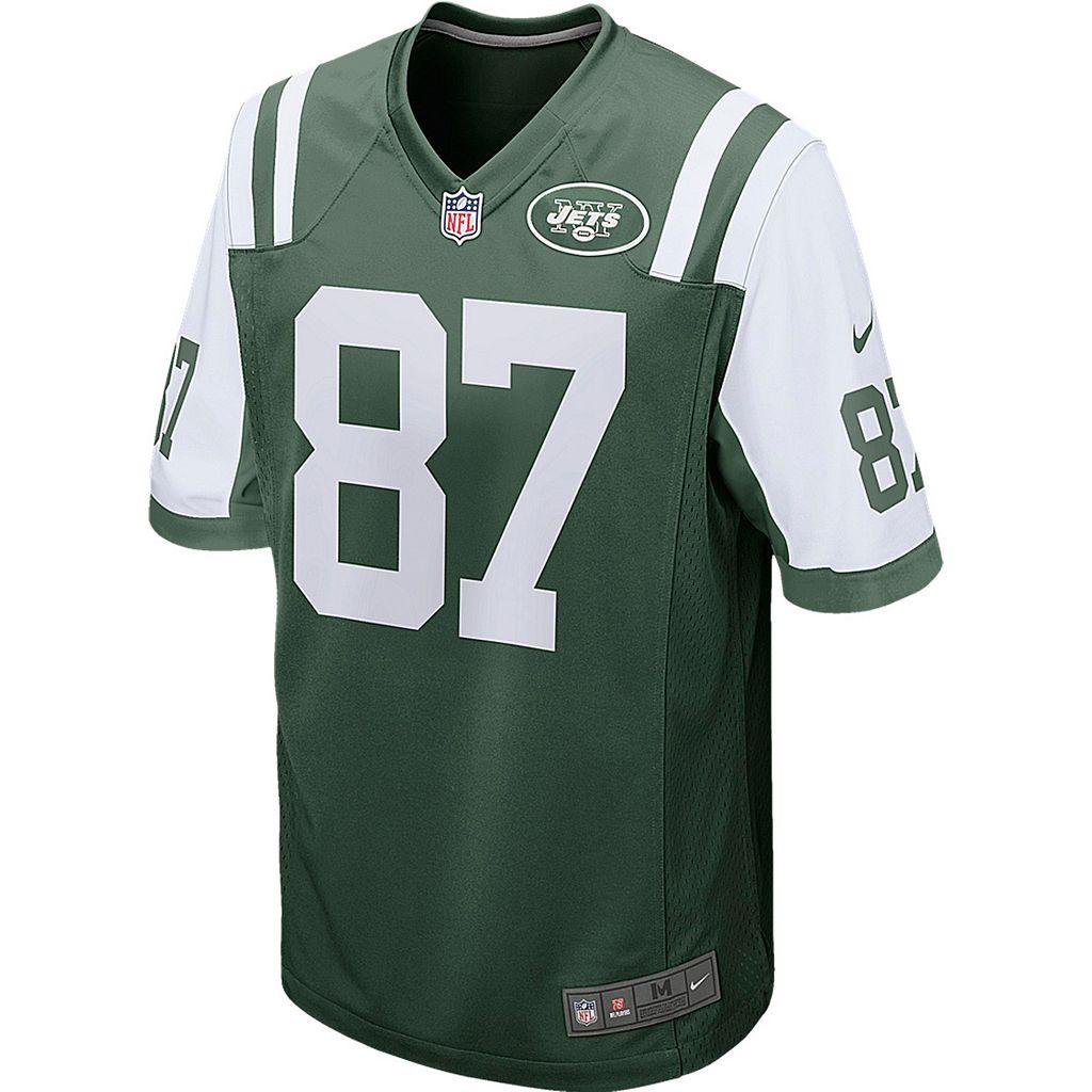 Men's Nike New York Jets Eric Decker Jersey