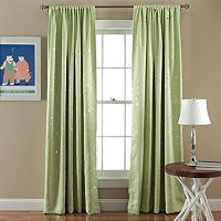 Lush Decor Star Blackout Curtain Pair - 52'' x 84''