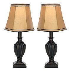 Safavieh 2 pc Gemma Table Lamp Set