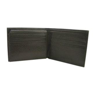 John Deere Leather Bifold Wallet