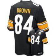 Men's Nike Pittsburgh Steelers Antonio Brown Replica Jersey
