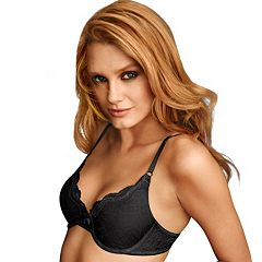 Maidenform Bra: One Fabulous Fit Demi T-Shirt Bra 9471 - Women's