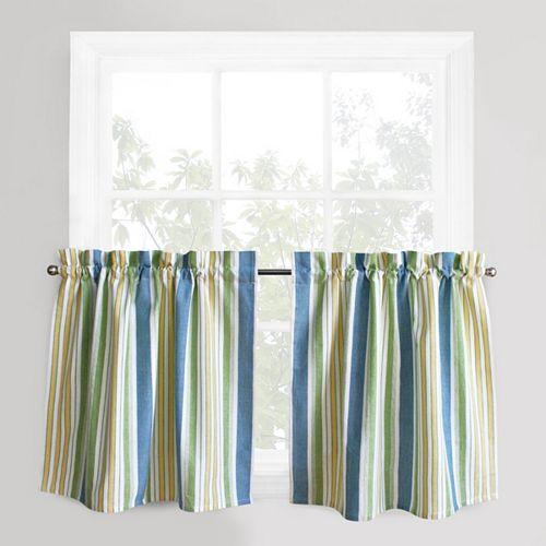 park b smith cape cod tier kitchen curtains