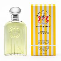 Giorgio Beverly Hills Men's Cologne - Eau de Toilette