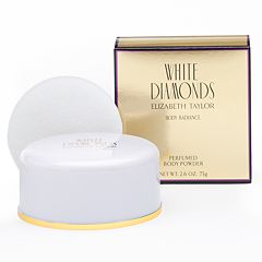 Elizabeth Taylor White Diamonds Perfumed Body Powder - Women