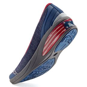 Natural Sport Fair Women S Slip On Wedge Shoes