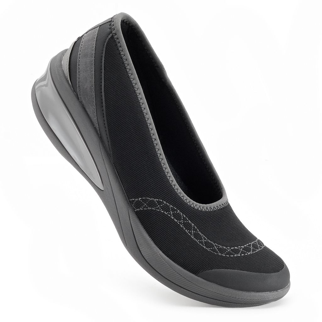 Natural Sport Fair Women's Slip-On Wedge Shoes