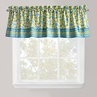 Park B. Smith Boutique Flowers Tier Valance - 60'' x 14''