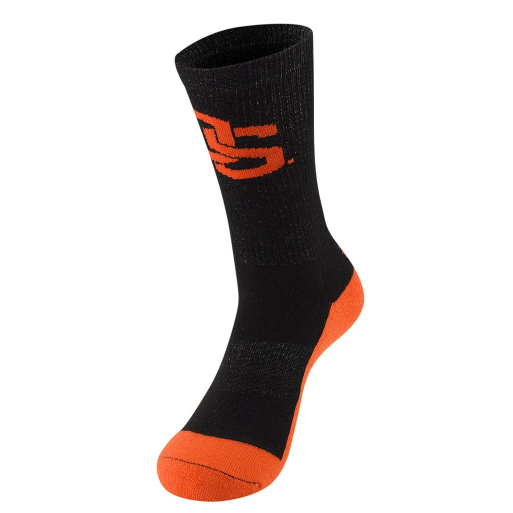 Men's Mojo Oregon State Beavers Champ 1/2-Cushion Performance Crew Socks