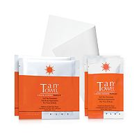 TanTowel 4-pk. Tan To Go Plus Self-Tan Towelette Kit
