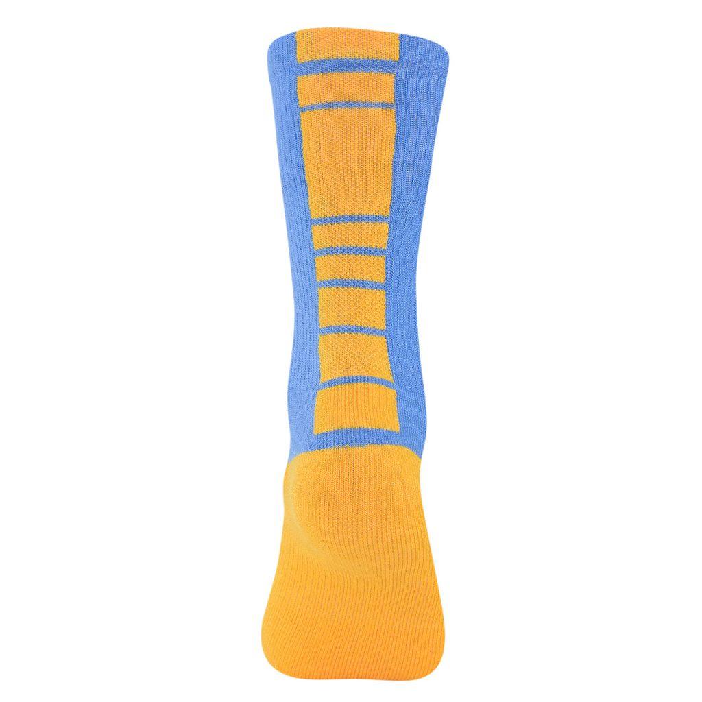 Men's Mojo UCLA Bruins Champ 1/2-Cushion Performance Crew Socks