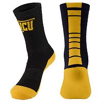 Men's Mojo VCU Rams Champ 1/2-Cushion Performance Crew Socks