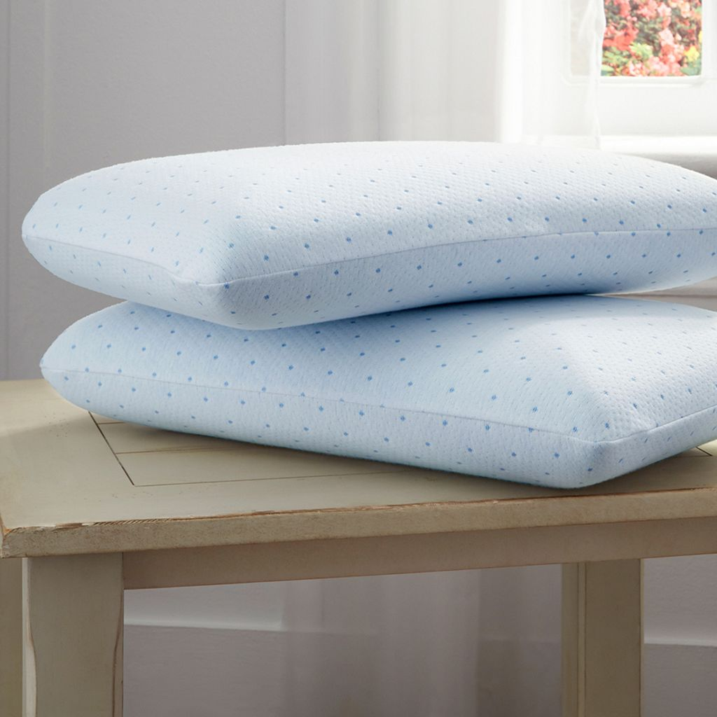 Arctic Sleep by Pure Rest Cool-Blue Memory Foam Conventional Pillow - Standard