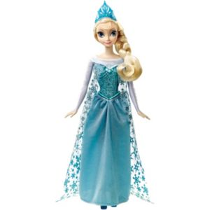 Disney's Frozen Singing Elsa Doll