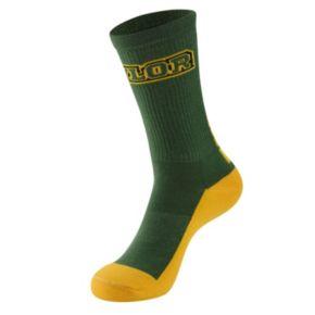 Men's Mojo Baylor Bears Champ 1/2-Cushion Performance Crew Socks