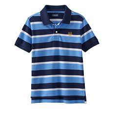 Boys 4-7 Chaps Striped Polo