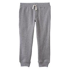 Boys 4-7 Chaps Fleece Pants